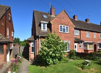 Thumbnail 3 bed end terrace house for sale in Vicarage Close, Halling, Rochester, Kent