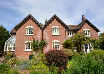 Thumbnail 4 bed detached house for sale in South Drive, Ossemsley, New Milton, Hampshire