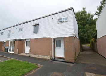 Thumbnail 3 bed end terrace house for sale in Chaddesley Close, Lodge Park, Redditch