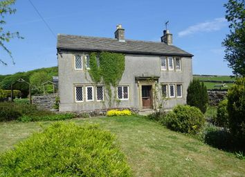 Thumbnail 4 bed detached house for sale in Hernstone Lane, Peak Forest Buxton, Derbyshire