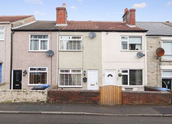 2 bed terraced house for sale in Burnell Street, Brimington, Chesterfield S43