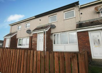 Thumbnail 2 bed terraced house for sale in Monteith Walk, Shotts, Lanarkshire