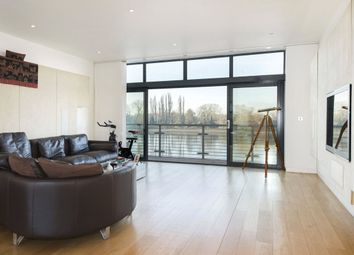 Thumbnail 4 bed end terrace house for sale in Water's Edge, Palemead Close, Alphabet Streets, Fulham
