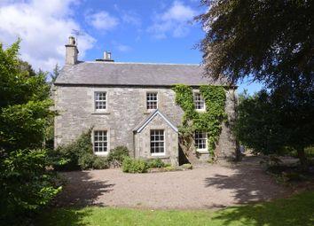 Thumbnail 5 bed farmhouse for sale in Carlenrig Farmhouse, Teviothead, Hawick