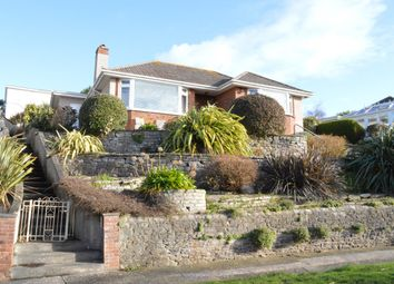 Thumbnail 3 bed detached bungalow for sale in Rock End Avenue, Rock End, Torquay