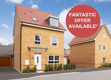 "Thumbnail 6 bed detached house for sale in ""Fircroft"" at Somerset Avenue, Leicester"