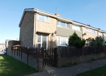 Thumbnail 3 bed end terrace house to rent in Ash Road, Aylesham, Canterbury