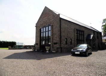 Thumbnail 3 bed barn conversion for sale in Station Road, Terrington St Clement, King's Lynn