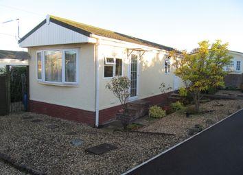 Thumbnail 2 bed mobile/park home for sale in Harthurstfield Park (Ref 5713), Fiddlers Green Lane, Cheltenham, Gloucestershire