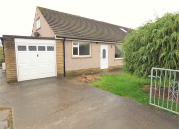 Thumbnail 3 bed semi-detached bungalow to rent in Claylands Drive, Bolton Le Sands, Carnforth