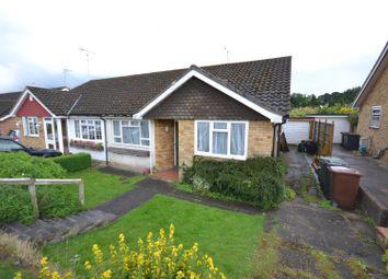 Thumbnail 2 bed semi-detached bungalow for sale in Arden Close, Bushey Heath, Bushey