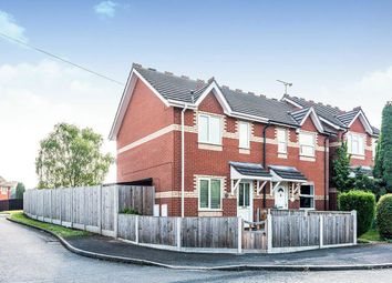 Thumbnail 2 bed semi-detached house for sale in Gladstone Street, Hadley, Telford