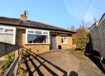 Thumbnail 2 bed bungalow to rent in Airedale Mount, Sandbeds, Keighley, West Yorkshire