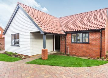 Thumbnail 3 bed detached bungalow for sale in Rightup Lane, Wymondham