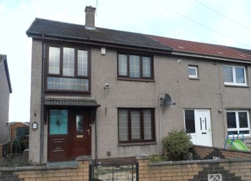Thumbnail 2 bed end terrace house to rent in Cameron Park, Thornton, Kirkcaldy