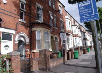 Thumbnail 1 bed flat to rent in Alfreton Road, Nottingham