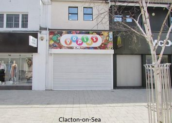 Thumbnail Retail premises for sale in 28 Pier Avenue, Clacton On Sea