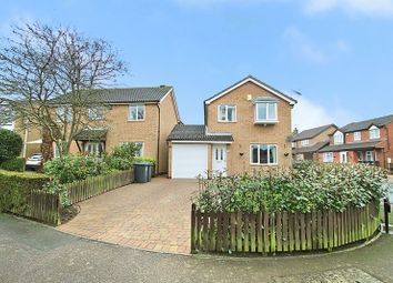 Thumbnail 3 bed detached house for sale in Mulberry Road, Rugby