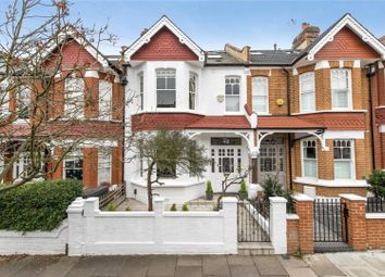Thumbnail 4 bed terraced house for sale in Melrose Avenue, Southfields, London