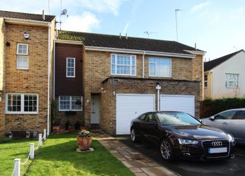 Thumbnail 3 bed terraced house for sale in Laura Close, Enfield