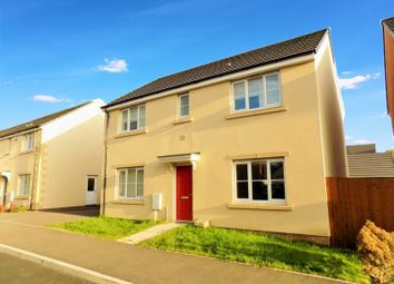 Thumbnail 4 bedroom property to rent in Long Heath Close, Caerphilly