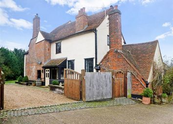 Thumbnail 4 bed detached house for sale in Flux Lane, Epping, Essex