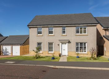 Thumbnail 4 bed detached house for sale in 10 Todburn Way, Clovenfords, Galashiels