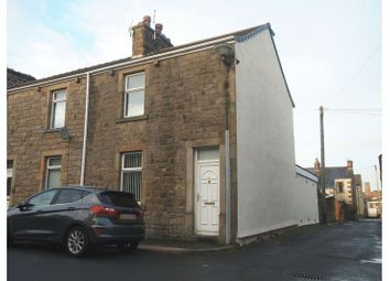Thumbnail 2 bed end terrace house for sale in Stanley Street, Carnforth