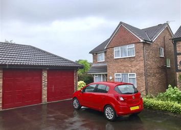 Thumbnail 4 bed detached house for sale in Little Aston Close, Macclesfield