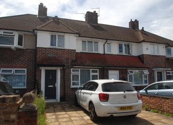 Thumbnail 2 bed terraced house to rent in Queens Walk, Ashford