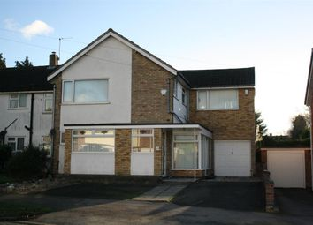 3 bed link-detached house for sale in Ashtree Road, Oadby, Leicester LE2