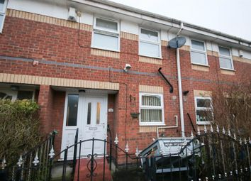 Thumbnail 2 bedroom terraced house for sale in Montonmill Gardens, Eccles, Manchester
