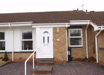 Thumbnail 2 bedroom terraced bungalow for sale in Millne Court, Bedlington
