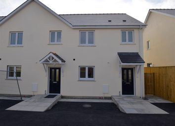 3 bed end terrace house for sale in Leven Close, Hook, Haverfordwest SA62