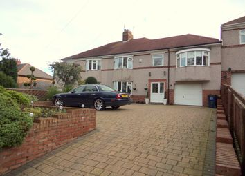 Thumbnail 5 bedroom semi-detached house for sale in Parkside, East Herrington, Sunderland