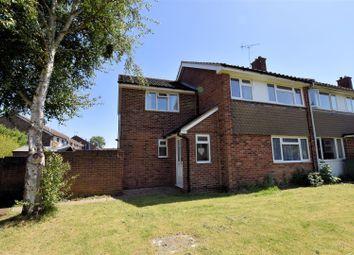 Thumbnail 4 bed end terrace house for sale in Somerset Walk, Tilehurst, Reading