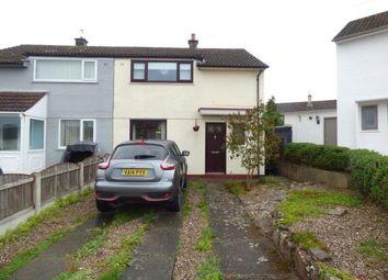 Thumbnail 2 bed semi-detached house for sale in Eldon Drive, Carlisle, Cumbria