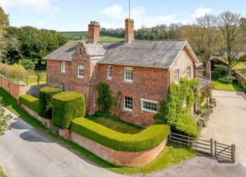 Brunton, Collingbourne Kingston, Marlborough SN8. 4 bed detached house for sale