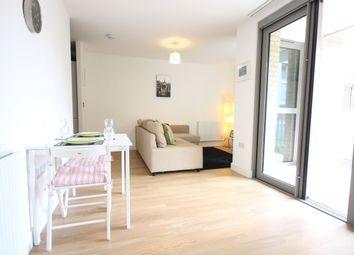 1 bed flat for sale in Parkside Court, Royal Docks, London E16