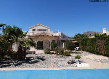Thumbnail 3 bed villa for sale in La Azohia, Murcia, Spain