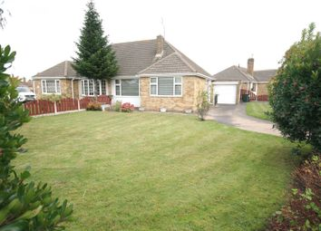 Thumbnail 3 bed semi-detached bungalow for sale in Hatfield Lane, Barnby Dun, Doncaster