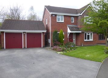 Thumbnail 4 bedroom detached house to rent in Kinsley Drive, Worsley