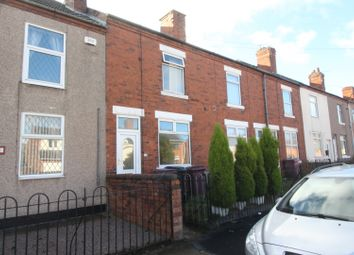 Thumbnail 2 bed terraced house for sale in John Street, Chesterfield, Derbyshire