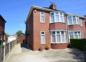 Thumbnail 3 bedroom semi-detached house for sale in Centenary Road, Goole