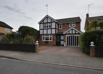 Thumbnail 4 bed detached house for sale in Raycliff Avenue, Clacton-On-Sea, Essex