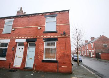 Thumbnail 2 bed end terrace house to rent in Station Road, Eccles, Manchester