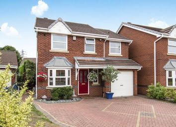 Thumbnail 3 bedroom detached house for sale in Celandine, Tamworth, Staffordshire, England