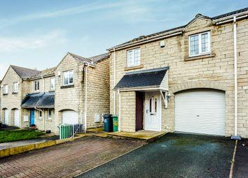 Thumbnail 3 bed semi-detached house for sale in Longwood Gate, Longwood, Huddersfield