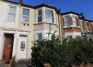 Thumbnail 4 bedroom terraced house for sale in Grove Green Road, Leytonstone