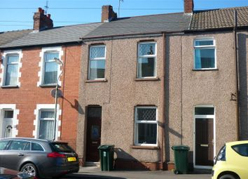 Thumbnail 3 bed terraced house for sale in Orchard Street, Off Caerleon Road, Newport, South Wales